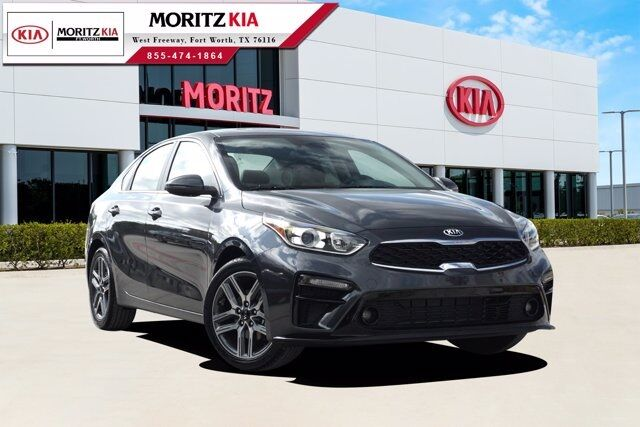 2021 Kia Forte EX Fort Worth TX