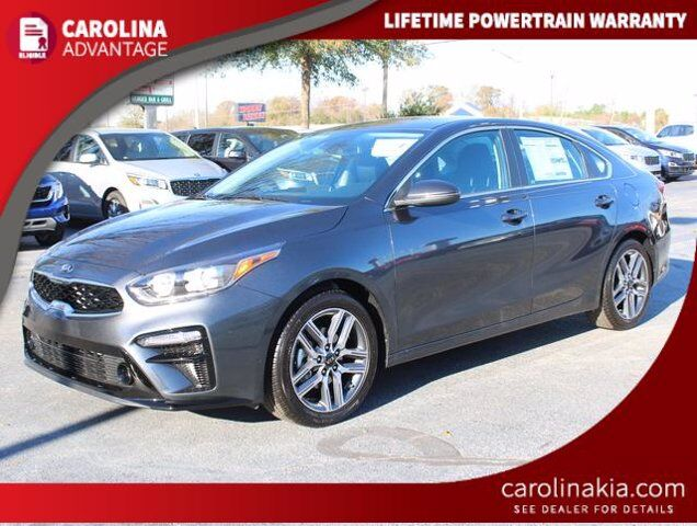 2021 Kia Forte EX High Point NC