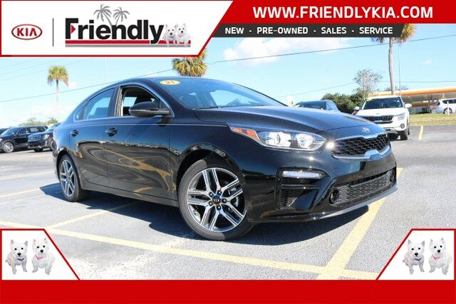 2021 Kia Forte EX New Port Richey FL