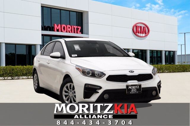2021 Kia Forte FE Fort Worth TX