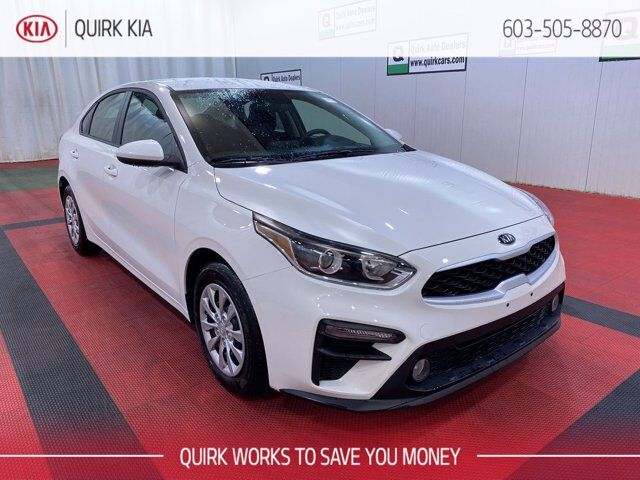 2021 Kia Forte FE Manual Manchester NH