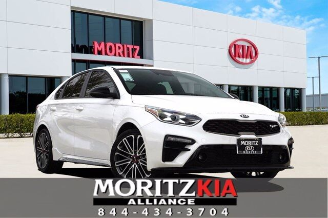2021 Kia Forte GT Fort Worth TX