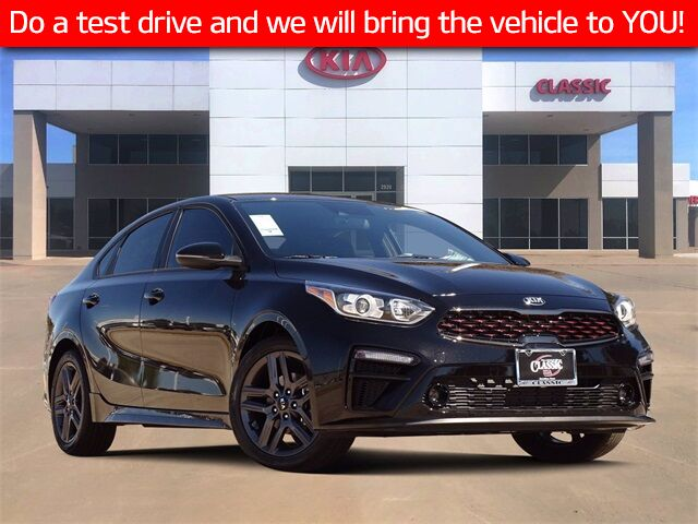 2021 Kia Forte GT-Line Carrollton TX