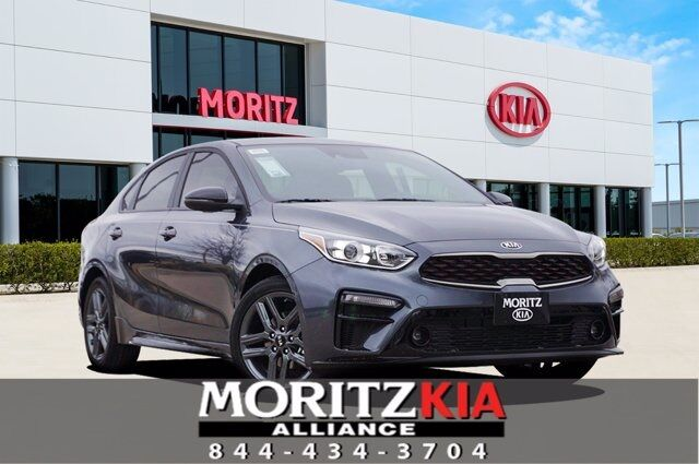 2021 Kia Forte GT-Line Fort Worth TX