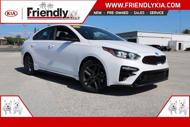 2021 Kia Forte GT-Line New Port Richey FL