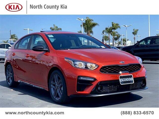 2021 Kia Forte GT-Line San Diego County CA
