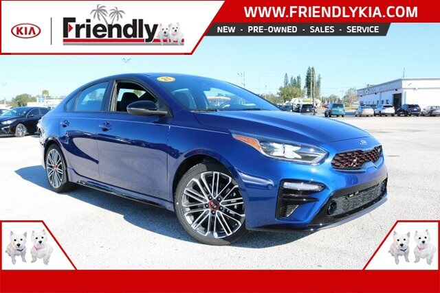 2021 Kia Forte GT New Port Richey FL