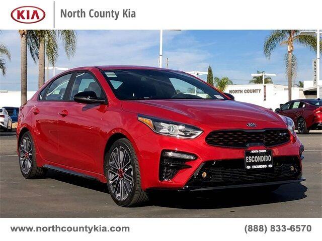 2021 Kia Forte GT San Diego County CA