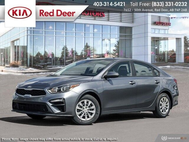 2021 Kia Forte LX Red Deer AB
