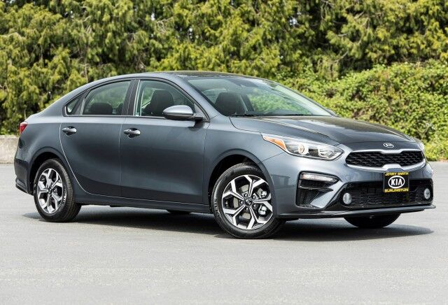 2021 Kia Forte LXS Burlington WA