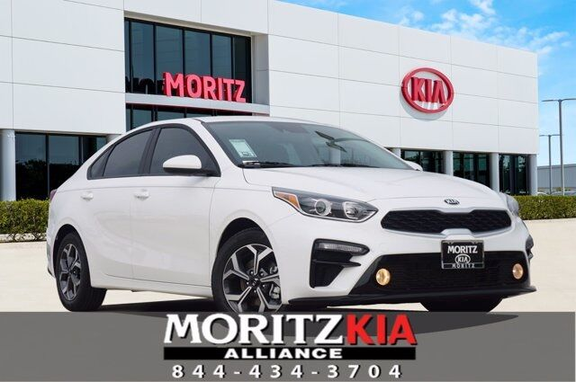 2021 Kia Forte LXS Fort Worth TX