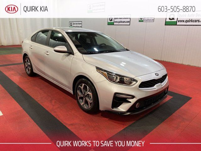 2021 Kia Forte LXS IVT Manchester NH