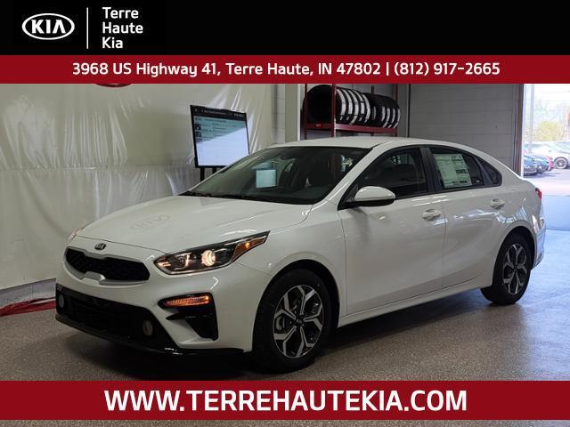 2021 Kia Forte LXS IVT Terre Haute IN