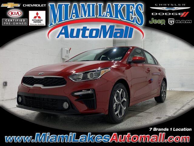 2021 Kia Forte LXS Miami Lakes FL