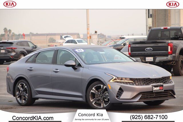 2021 Kia K5 EX Concord CA