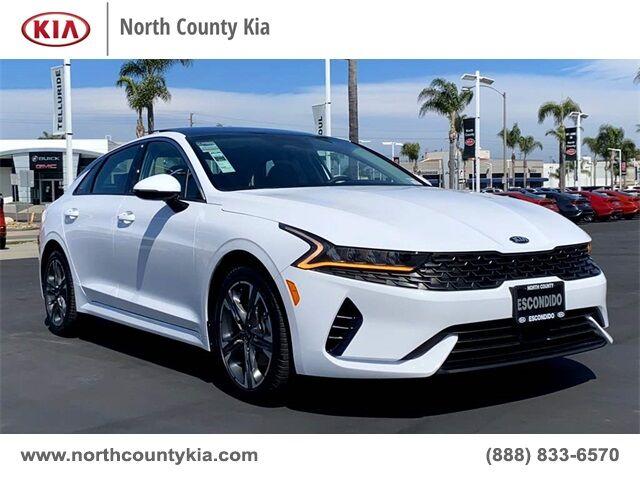 2021 Kia K5 EX San Diego County CA