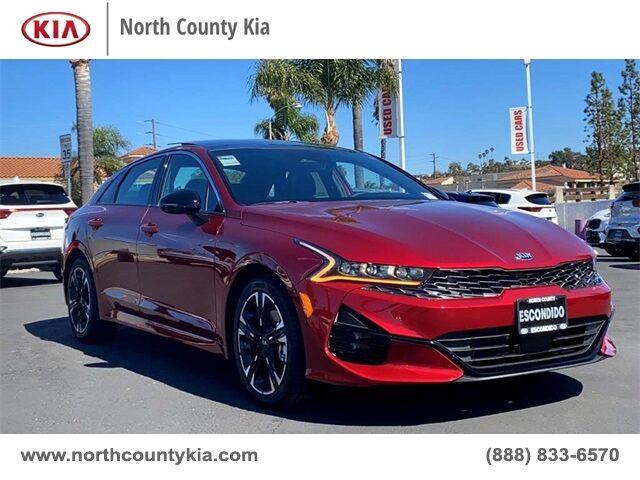 2021 Kia K5 GT-Line San Diego County CA