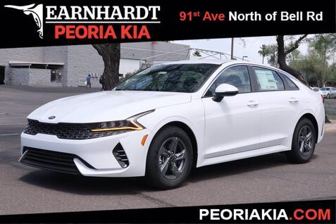 2021_Kia_K5_LX_ Peoria AZ