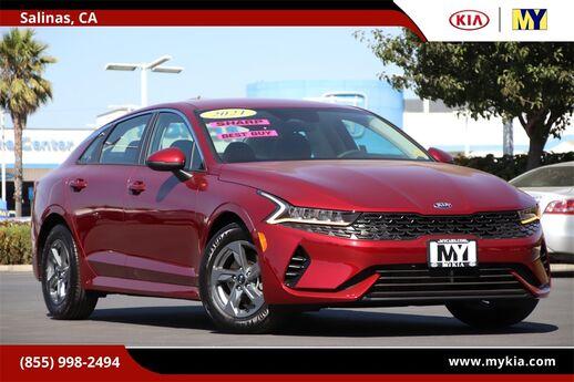 2021 Kia K5 LX Salinas CA