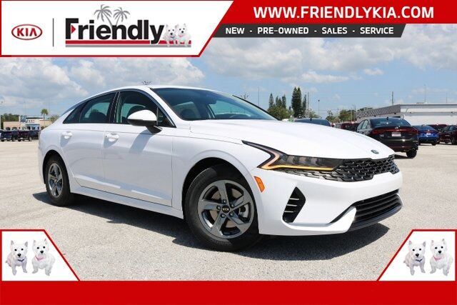 2021 Kia K5 LXS New Port Richey FL