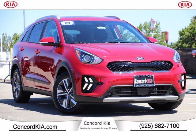 2021 Kia Niro EX Premium Concord CA