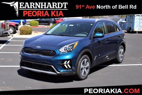 2021_Kia_Niro_LX_ Peoria AZ