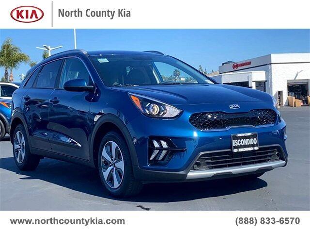 2021 Kia Niro LX San Diego County CA