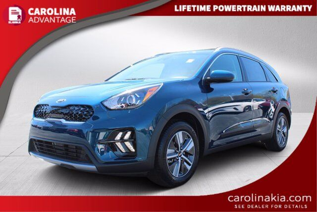 2021 Kia Niro LXS High Point NC