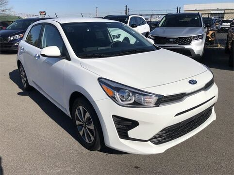2021_Kia_Rio 5-Door_S_ Evansville IN