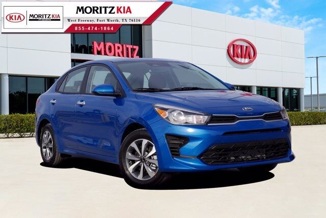 2021 Kia Rio LX Fort Worth TX