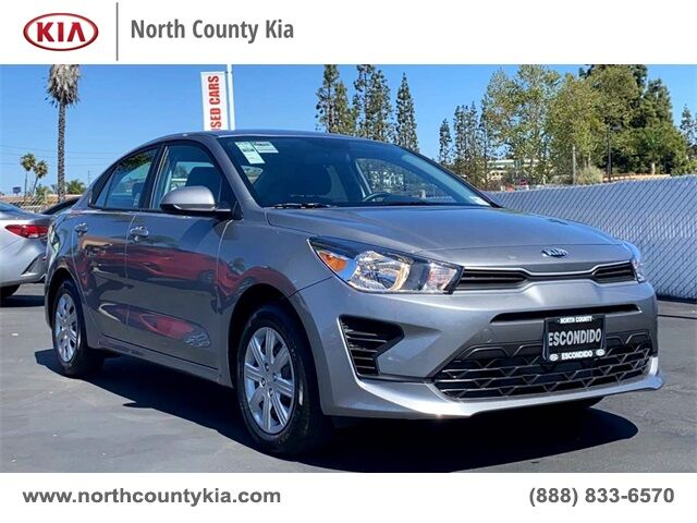 2021 Kia Rio S San Diego County CA