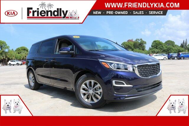 2021 Kia Sedona LX New Port Richey FL