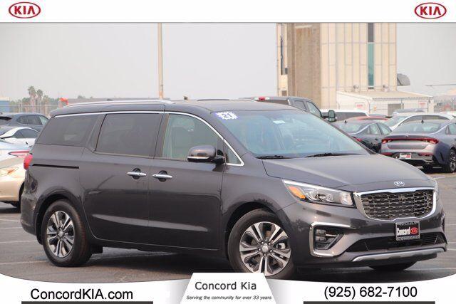 2021 Kia Sedona SX Concord CA