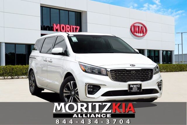 2021 Kia Sedona SX Fort Worth TX