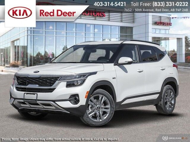 2021 Kia Seltos EX Red Deer AB