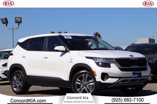 2021 Kia Seltos LX Concord CA