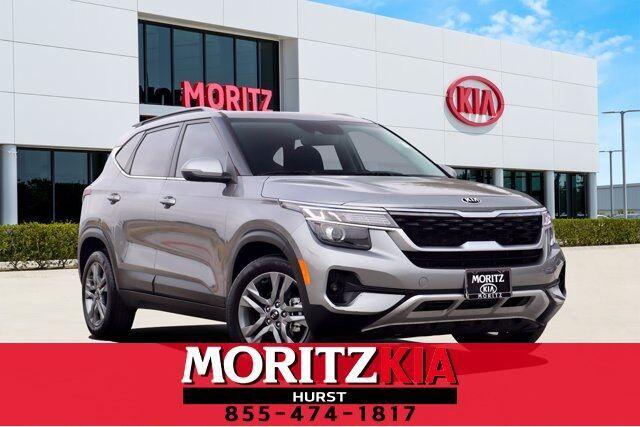 2021 Kia Seltos S Hurst TX