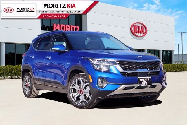 2021 Kia Seltos SX Fort Worth TX