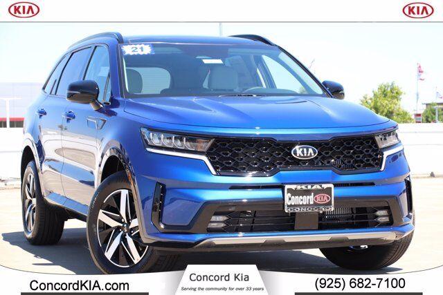 2021 Kia Sorento EX Concord CA