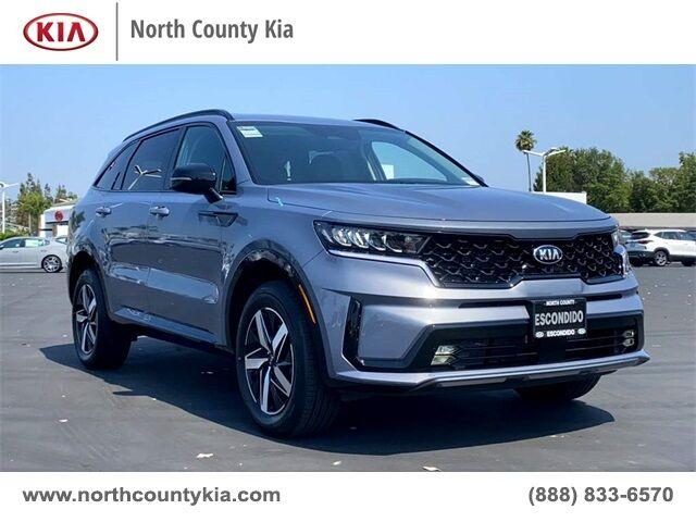 2021 Kia Sorento EX San Diego County CA
