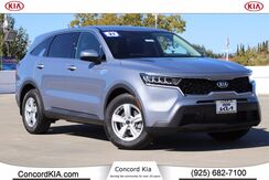 2021_Kia_Sorento_LX_ Concord CA