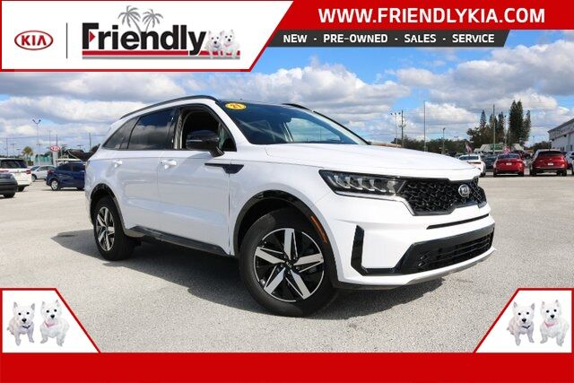 2021 Kia Sorento S New Port Richey FL