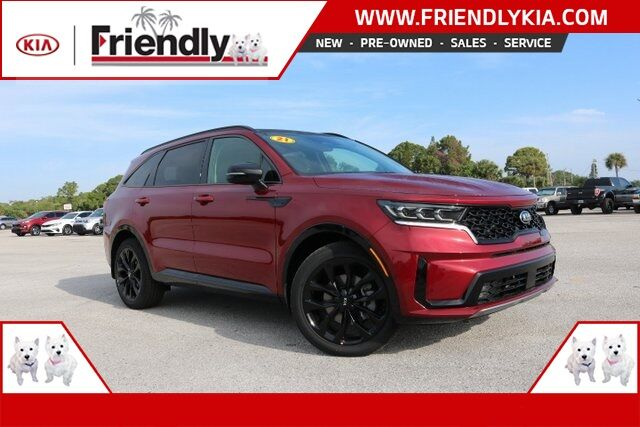 2021 Kia Sorento SX New Port Richey FL