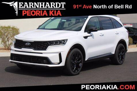 2021_Kia_Sorento_SX_ Peoria AZ