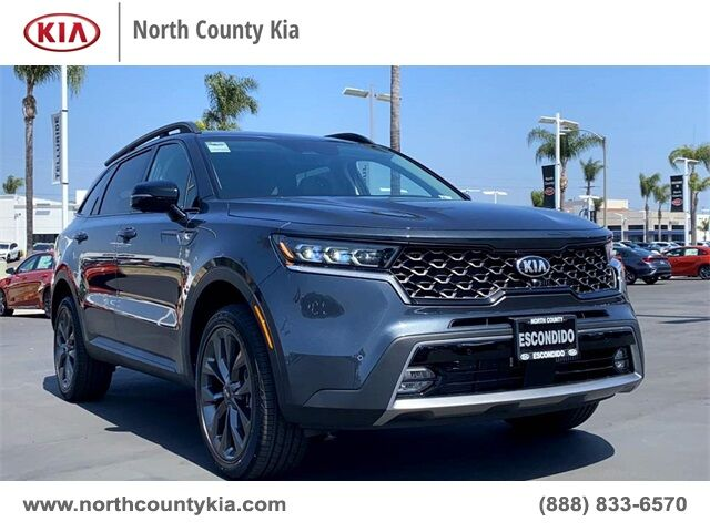 2021 Kia Sorento SX-Prestige San Diego County CA