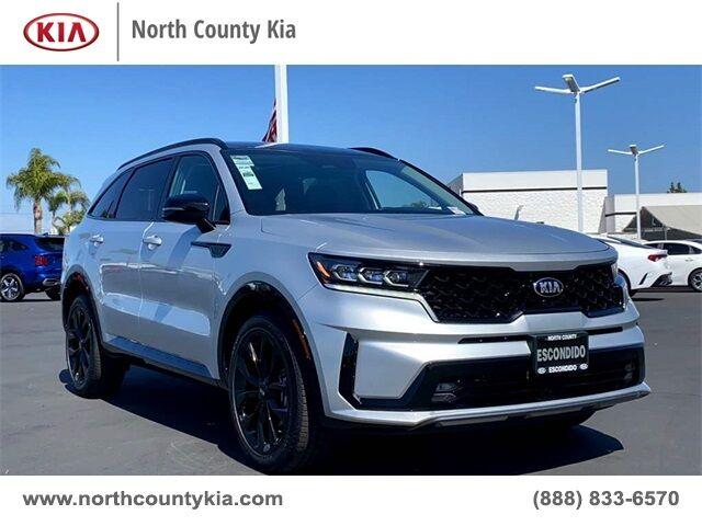 2021 Kia Sorento SX San Diego County CA