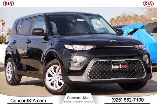 2021 Kia Soul  Concord CA