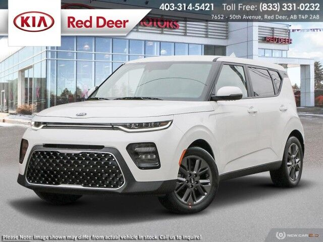 2021 Kia Soul EX+ Red Deer AB