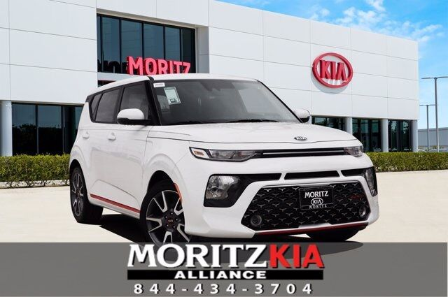 2021 Kia Soul GT-Line Fort Worth TX