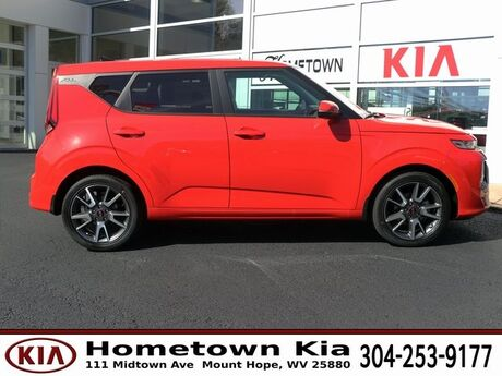2021 Kia Soul GT-Line Mount Hope WV